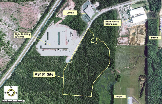 Airport Industrial Park Site